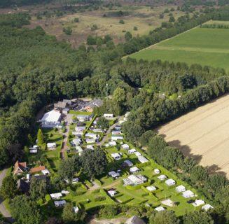 Camping Drenthe Alinghoek - kamperen in Drenthe